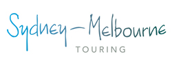 Sydney-Melbourne Touring logo