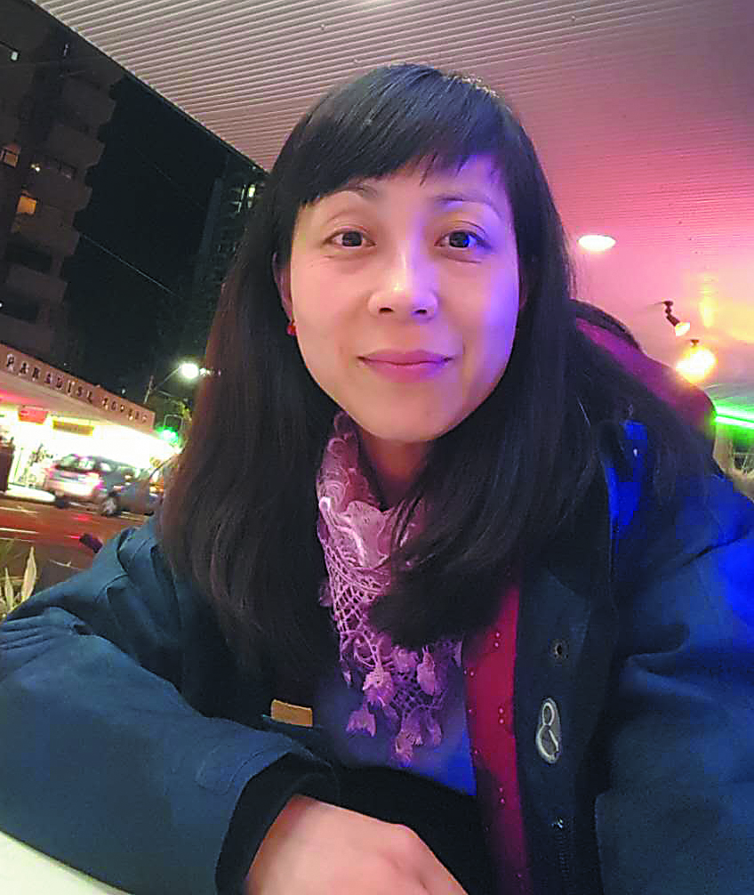 Yuan Yuan from LATS